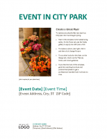 Event in City Park