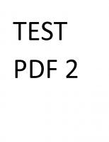 TEST PDF 2