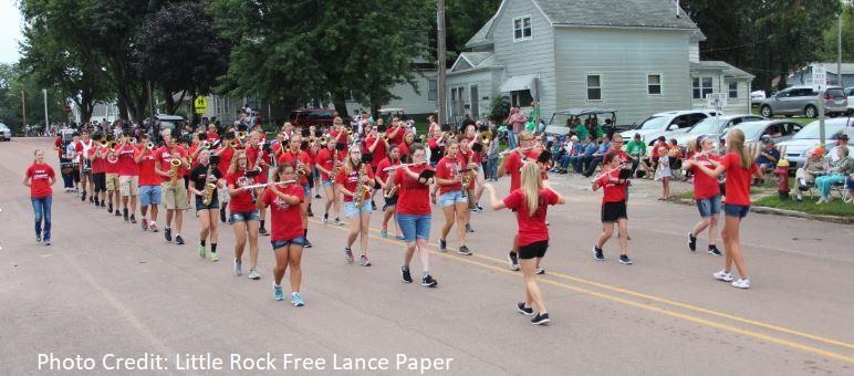Parade - GLR Marching Band
