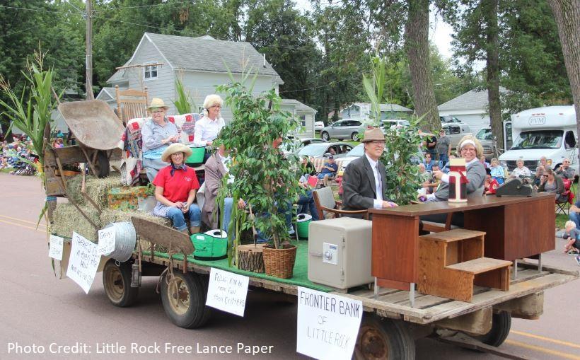 Parade Fun - Frontier Bank